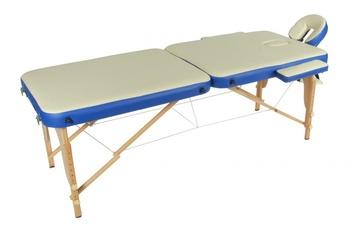 Складной массажный стол Med-Mios JF-AY01 двухсекционный