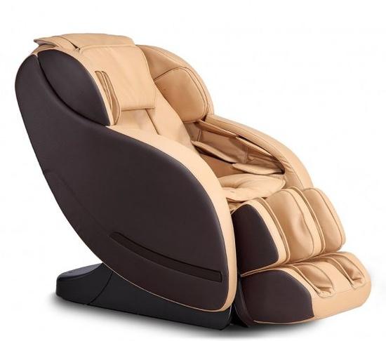 Массажное кресло Sensa Smart M Brown Yellow