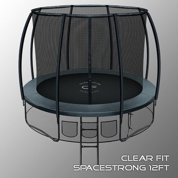 Батут Clear Fit SpaceStrong 12ft