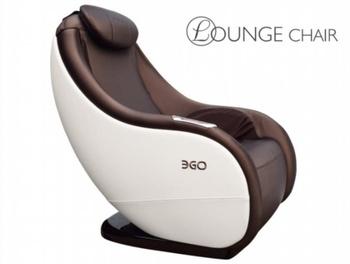 Массажное кресло EGO Lounge Chair EG8801 латте