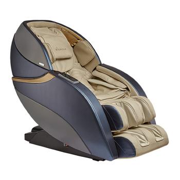 Массажное кресло Richter Alpine сине-бежевый