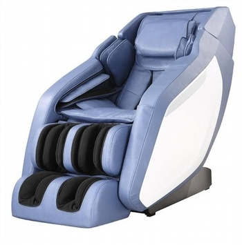 Массажное кресло Richter Sonata голубой