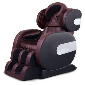 Массажное кресло VictoryFit VF-M81 коричневый