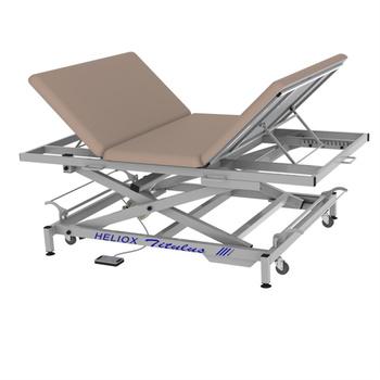 Стационарный трёхсекционный массажный стол Heliox Титулус Войта-Бобата