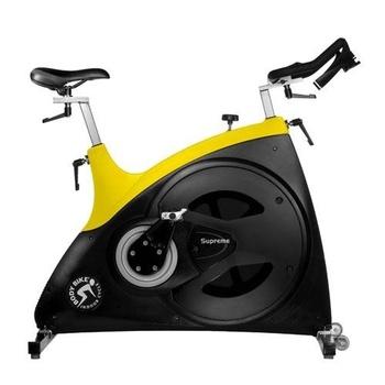 Сайкл-тренажер Body Bike Classic Supreme (желтый)