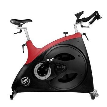 Сайкл-тренажер Body Bike Connect (красный)