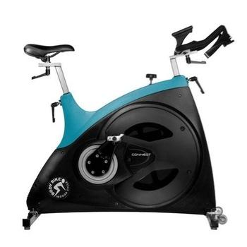 Сайкл-тренажер Body Bike Connect (морская волна)
