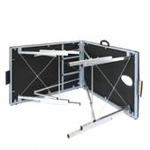 Складной массажный стол Heliox TH190