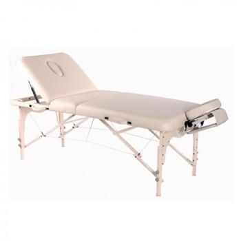 Складной массажный стол Мision Juventas Deluxe бордо