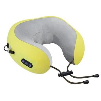 Массажная подушка для путешественников UTRAVEL GRAY