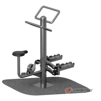 Велосипед + Степ для двоих ARMS ARMS061.2