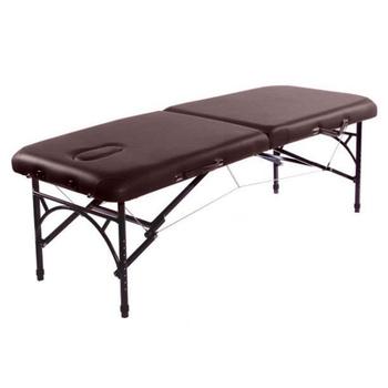 Складной массажный стол Vision Apollo I коричневый